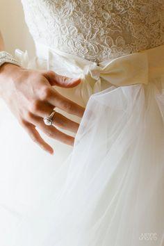 #lace, #tulle, #dress  Photography: Justine Ungaro - justineungaro.com Wedding Dress: Tara Keely - www.jlmcouture.com/Tara-Keely/Bridal/Additional/Style-2210