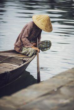 River life - Vietnam