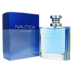 Nautica Voyage By Nautica For Men. Eau De Toilette Spray oz Launched by the design house of Nautica.When applying any fragrance please consider that there Best Perfume For Men, Best Fragrance For Men, Best Fragrances, Maybelline, Best Mens Cologne, Pin On, Thing 1, Smell Good, Super Mario Bros