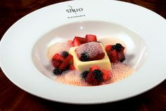 This dessert can be found at Sirio Ristorante