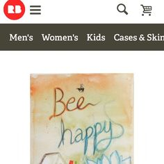 """Sold my first print in my shop (http://ift.tt/1LHzW6I) this week. So to whoever bought it a big fat thank you!! You made me believe this """"there is hope for a dream"""" don't underestimate the power of support. So thank you.  #artisgoodforthesoul #redbubble #bee #paintig #printforsale #eithnesweeneyart"""