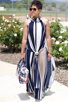 My Daily Threadz — Holiday Blues With Nina Ramel Fabric Box African Fashion Dresses, African Dress, Chic Outfits, Fashion Outfits, Look 2015, Girl Fashion, Womens Fashion, Dress To Impress, Plus Size Outfits
