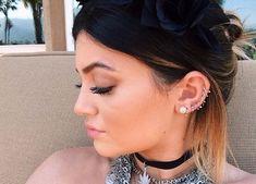 Kylie Jenner coachella 2014