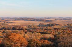 Autumn in Iowa . . .