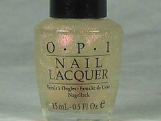 OPI Nail Polish Sheer Enchantment S75 Discontinued   eBay