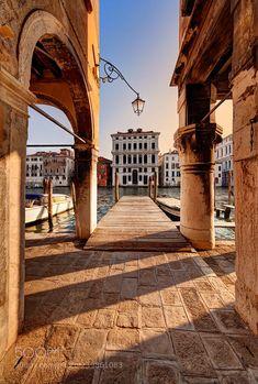 Venezia by lukaszmalkiewicz #SocialFoto