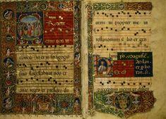 Cantoral gregoriano del monasterio de Santo Domingo de Silos #Pinares #Spain