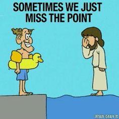 Do you fully trust Jesus?