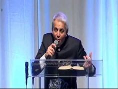 Benny Hinn - Why we need the Holy Spirit - YouTube