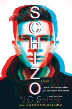 SCHIZO by Nic Sheff -- The fascinating, shocking, and ultimately quite hopeful story of one teen's downward spiral into mental illness by the bestselling author of Tweak. Ya Books, Book Club Books, Teen Books, Book Series, Game Design, Trapper Keeper, Dream Library, Future Library, Penguin Books