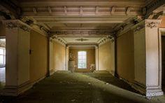 Chateau Rochendaal: Landing urbex
