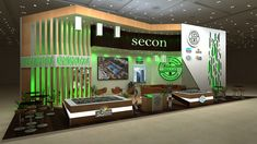 SECON_Booth on Behance