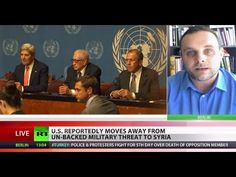 Diplomatic Rollercoaster: 'US's Syria military option off table - but on...