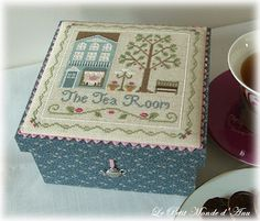 A blog for Little House Needleworks & Country Cottage Needleworks lovers