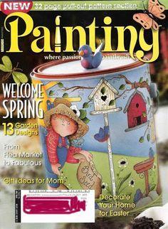 painting - Jacqueline Buriche - Álbuns da web do Picasa...FREE MAGAZINE!!