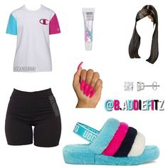 ✧ 𝙊𝙪𝙩𝙛𝙞𝙩𝙨 ✧ (b. Nike Outfits, Swag Outfits For Girls, Cute Comfy Outfits, Teenage Girl Outfits, Cute Outfits For School, Chill Outfits, Cute Casual Outfits, Teen Fashion Outfits, Teenager Outfits