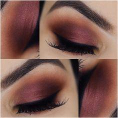 Kyshadow Burgundy da Kylie Cosmetics