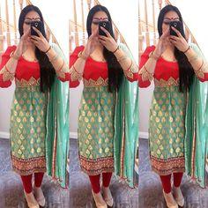 Lastnight #ootd for #pwedsa reception #keepingupwithmona #indianfashion #allthingsbridal
