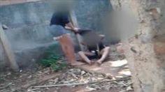 R A G: Adolescente é torturada com pauladas,soco, e facad...