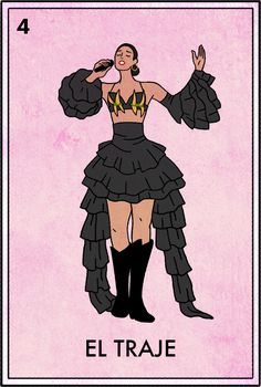 These Selena-Themed Lotería Cards Will Make You Smile More
