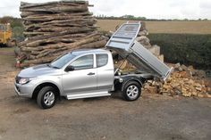 L200 Tipper club cab | Firs Garage Mitsubishi new cars Main Dealer Oxfordshire