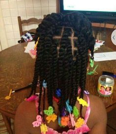 2 strand twists
