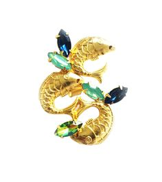Pacific Opal #Fish #Ring by #Ornamas at #Indianroots