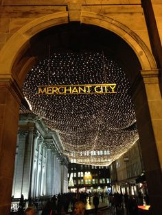 Day 4: Illuminations in the Merchant City  Photo Credit: (T.E. Howe)  Location: Merchant City, Glasgow  More at: http://www.glasgowcityofscience.com/about-us/our-demonstrator-projects/177-12-days-of-science-at-christmas