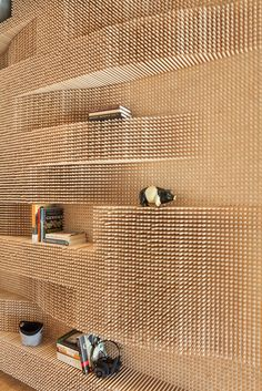 Peg Wall | Merge Architects; Photo: John Horner Photography/Kevin Buzzell | Archinect
