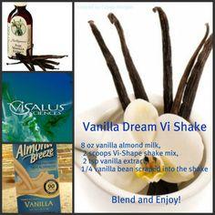 Vanilla Dream Vi-shake!!!