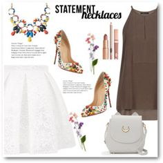 Collared! Statement Necklaces