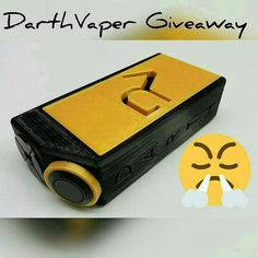 @Regrann from @darth.vaper_ie -  @darth.vaper_ie ---2nd GIVEAWAY--- #darthvaper 3D V 1.5 18650 box mod mosfet usb charging port #darthvapergiveaway in three weeks  1. Follow @darth.vaper_ie  2. Repost with @repostapp  3. TAG 3 vapors 4. Unlimited entry  www.darthvaper13.com #darthvaperboxmod #3dboxmod #boxmod #boxlyfe #vape #triple18650 #vapenation #drip #vapefam #dripgame #subohm #handcheck #vapeporn #instavape #rda #18650 #mosfet #ejuice #clouds #cloudchaser #mods #modmen #calivaper…
