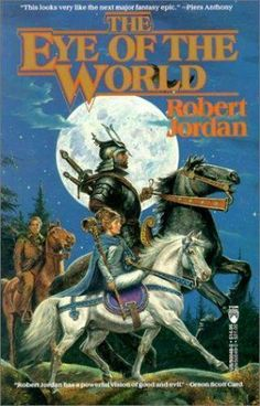 I'm on the second book in the Wheel of Time series (The Great Hunt), and it is EXCELLENT. I haven't read fantasy this engaging in a long time-- long enough that I thought I had just grown away from the genre. Wheel of Time has proven that theory wrong. Book Series, Book 1, The Book, Time Series, Lois Mcmaster Bujold, Wheel Of Time Books, Robert Jordan, Jordan 20, Under The Shadow
