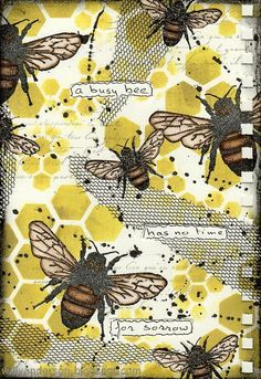 Bees by Willy Anderson