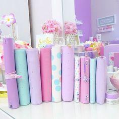 Pretty Pastel Journal's