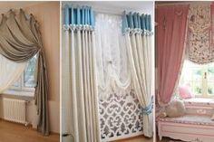 Un decor original al geamurilor: idei, ce pot adăuga eleganță și stil! Glam Bedroom, Bedroom Decor, New Homes, The Originals, Interior, Home Decor, Ideas, See Through, Blinds