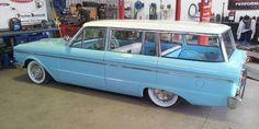 1965 Ford Falcon Wagon (Australia)