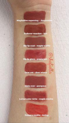 Beauty Care, Beauty Skin, Beauty Makeup, Beauty Hacks, Gradient Lips, Ombre Lips, Pinterest Makeup, Makeup Swatches, Beauty Junkie