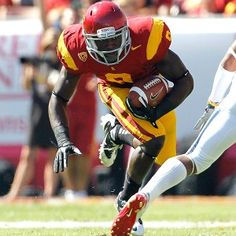 USC Trojan wide receiver Marqise Lee