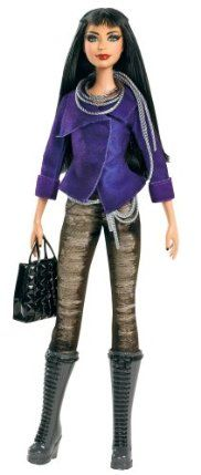 Barbie Fashion Stardoll Doll - Mix and Match Trendy, Original Fashions and Accessories by Mattel. $12.99. Girls will love mixing and matching trendy fashions and accessories. Barbie has teamed up with Stardoll to bring you the newest line of trendy fashion dolls. Comes with enclosed gift card to get a Superstar membership online. Experience all the online fun of Stardoll in the real world. Stardoll is the largest online fashion and dress-up game community for gir...