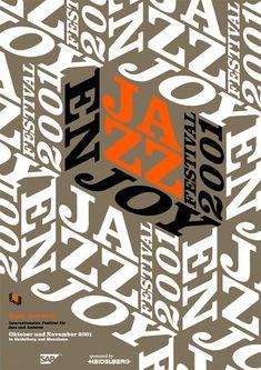 Goetz Gramlich, Enjoy Jazz Festival, 2001