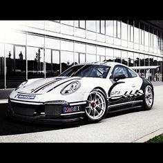 Sexy Porsche GT3