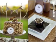Pottery Barn Kids Young Explorers Birthday Party :: Details | The TomKat Studio