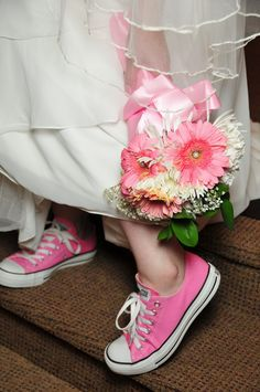 Best wedding shoes ever!