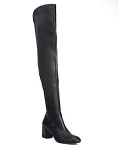 Rebecca Minkoff - Lauren Over-The-Knee Stretch Boots