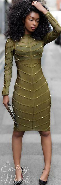 Beautiful Dress by @fashionnova // Fashion Look by Jourdan Riane