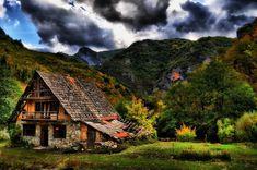 albania-tourism: Small cottage in Diber, Albania Bulgaria, Albania Tourism, Beautiful World, Beautiful Places, Amazing Places, Places To Travel, Places To Go, Republic Of Macedonia, Cottage