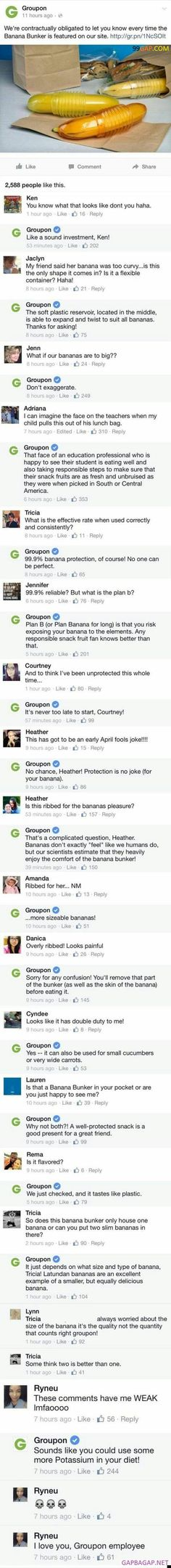 Hilarious Tweets Collection About Banana