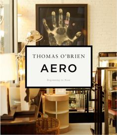 Thomas O'Brien's second book, Aero - The Beginning to Now, is set to release in October 2013!