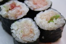 Yellowtail & Scallion roll. The best sushi roll on the planet (recipe included)